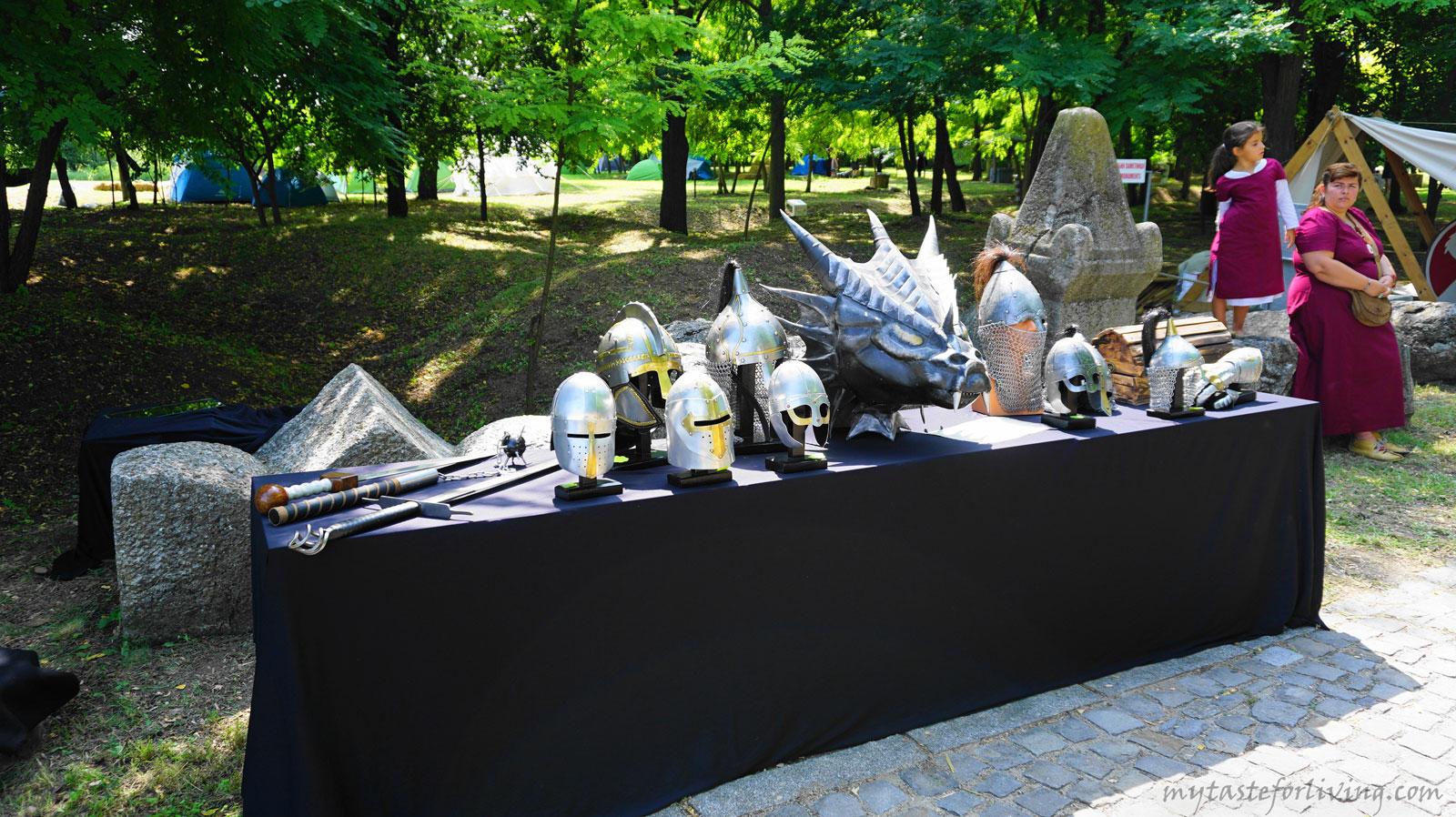 "For the fourth consecutive year in Nicopolis ad Istrum was held the ancient Roman festival ""Nike – The game and the victory"". The festival brought back the ancient city in the epic of the Roman Empire."