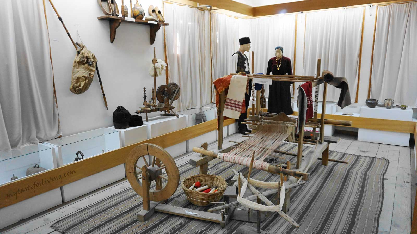 In the middle of the 20th century local enthusiasts created a delightful museum collection, which was transformed into the Historical museum of Strelcha in 2002.
